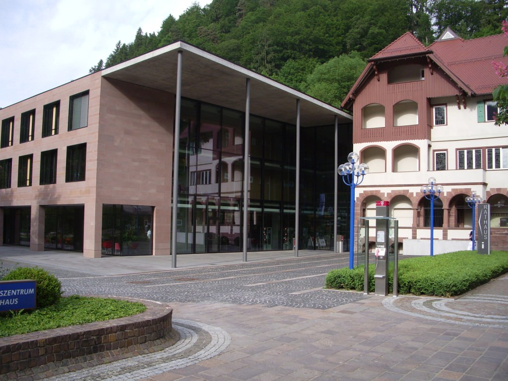 Bürgerzentrum_Bad Liebenzell