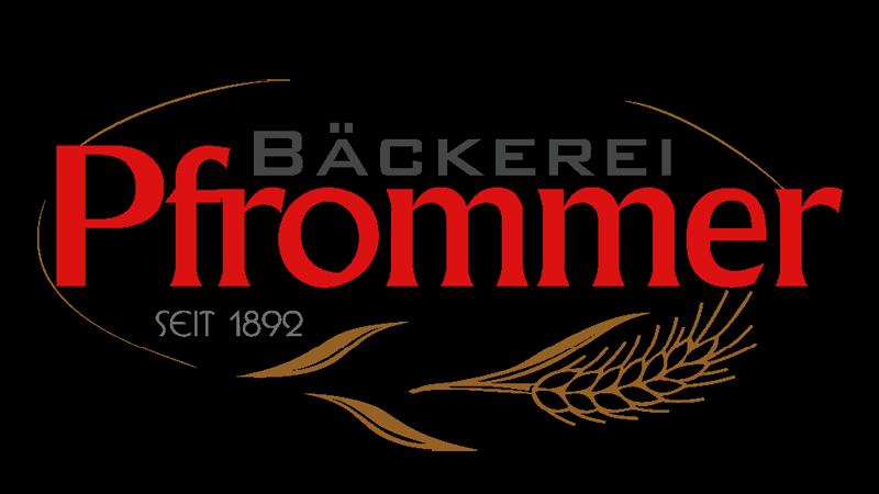 Bäckerei Pfrommer Logo
