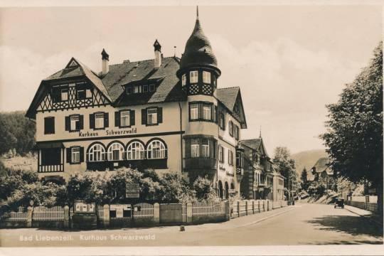 Bad Liebenzell historisch