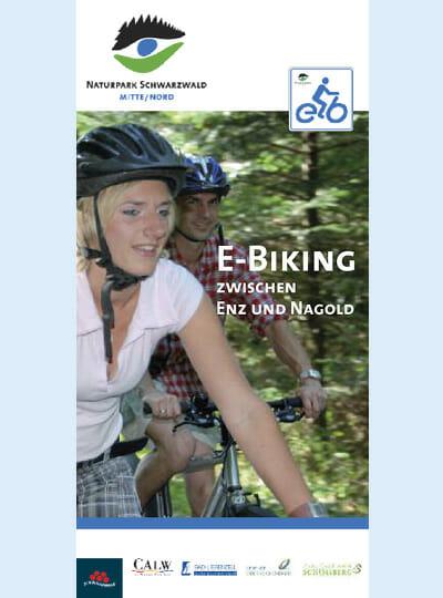 E-Biking Titelseite