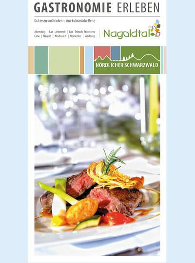 Gastronomieführer Titelseite