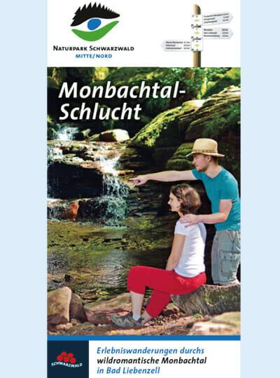 Monbachtal Flyer Titelseite