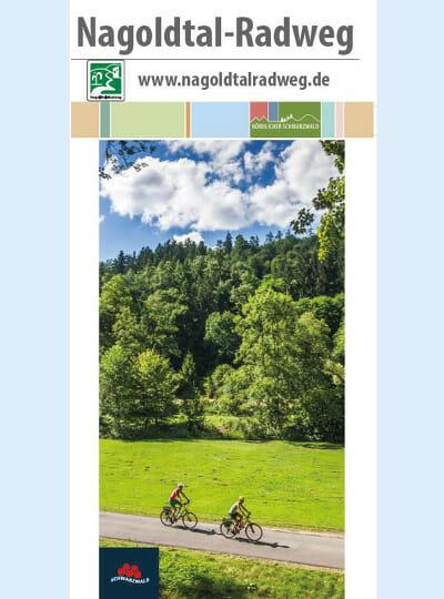 Nagoldtalradweg Titelbild Grüne Wiese