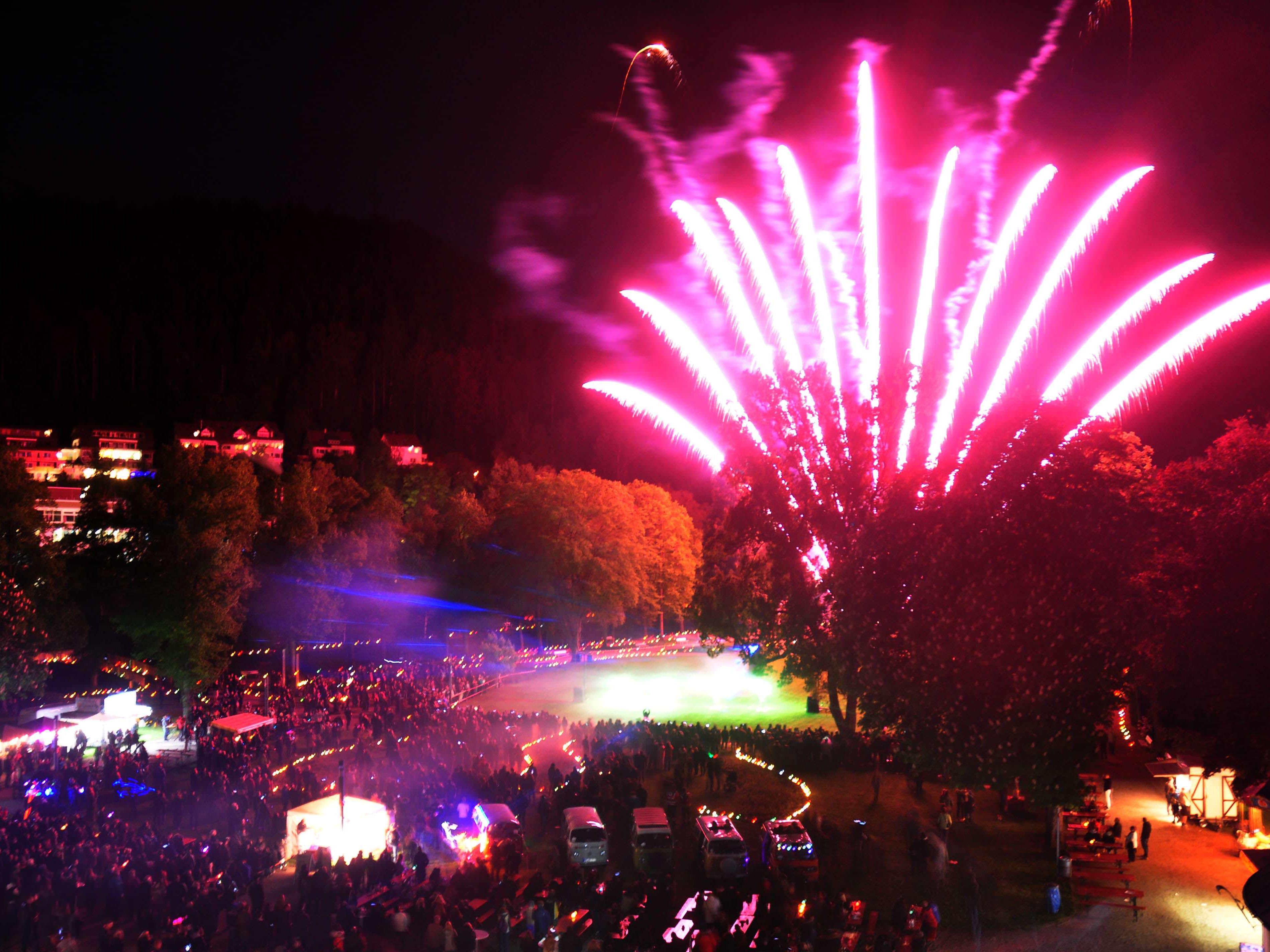 Lichterfest Bad Liebenzell