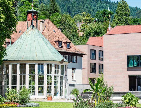 Trinkhall_Bad Liebenzell