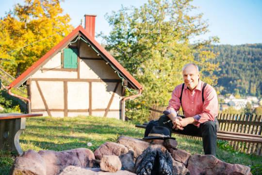Bürgermeister Dietmar Fischer