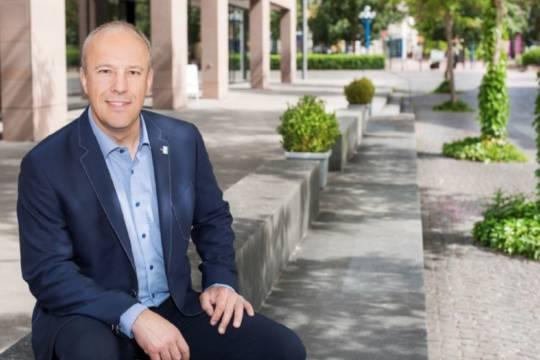 Bürgermeister Dietmar Fischer Bad Liebenzell