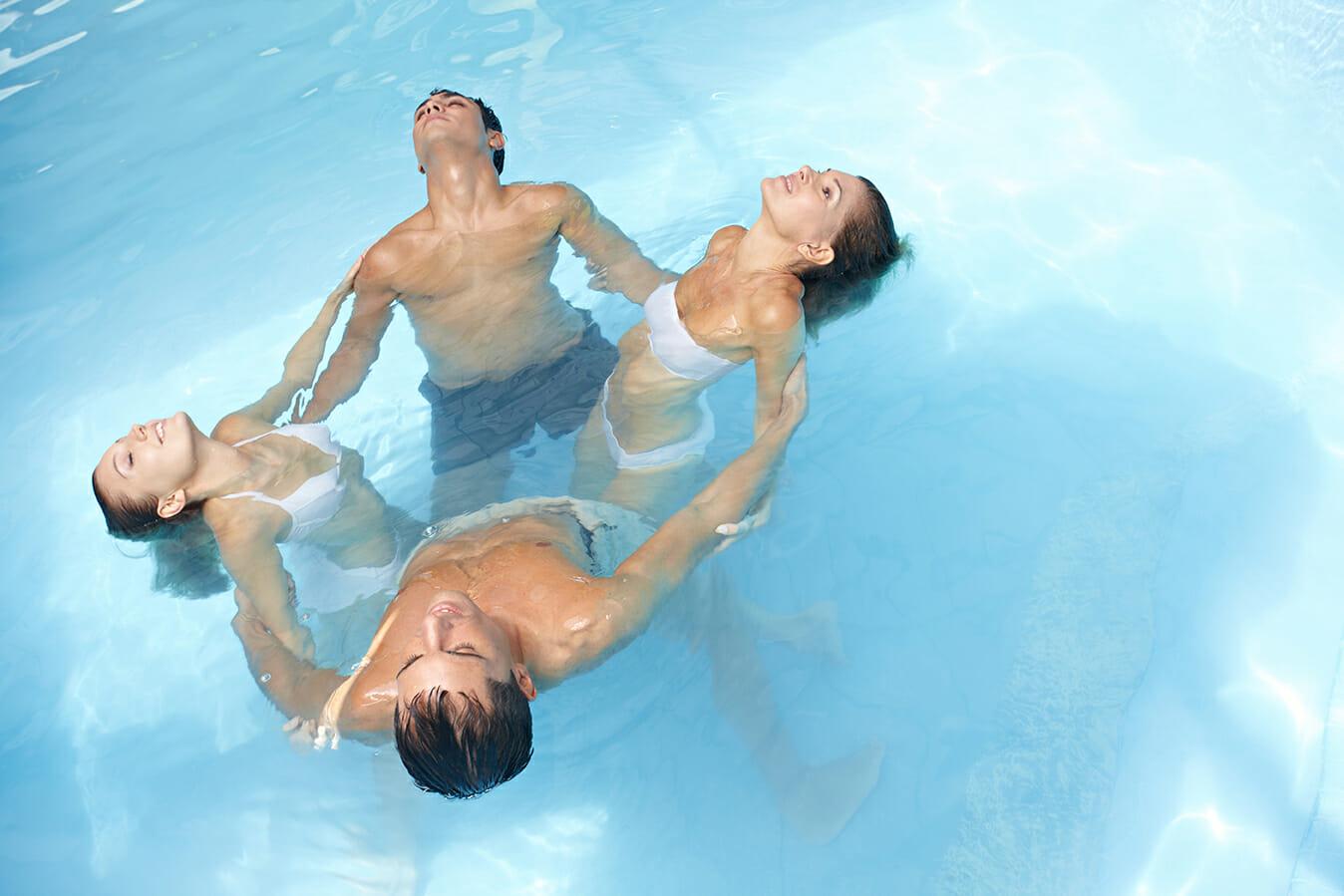 Aquafitness Paracelsus-Therme