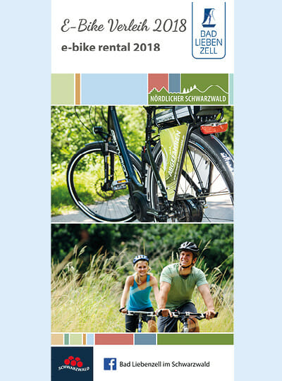E-Bike Verleih Flyer