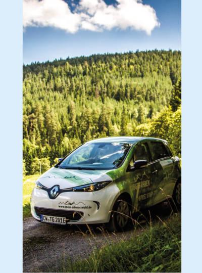 E-Mobil-Paket: Nachhaltig abgefahren 2019