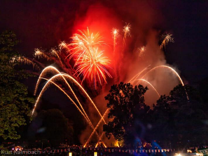 Feuerwerk Lichterfest