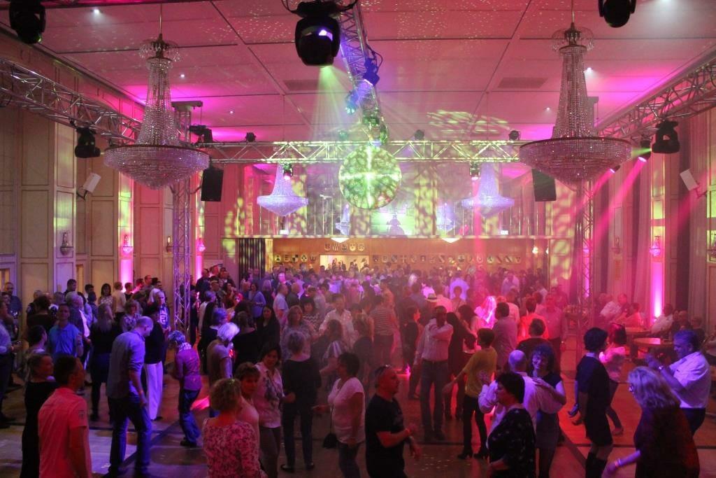 30+ Party im Kurhaus