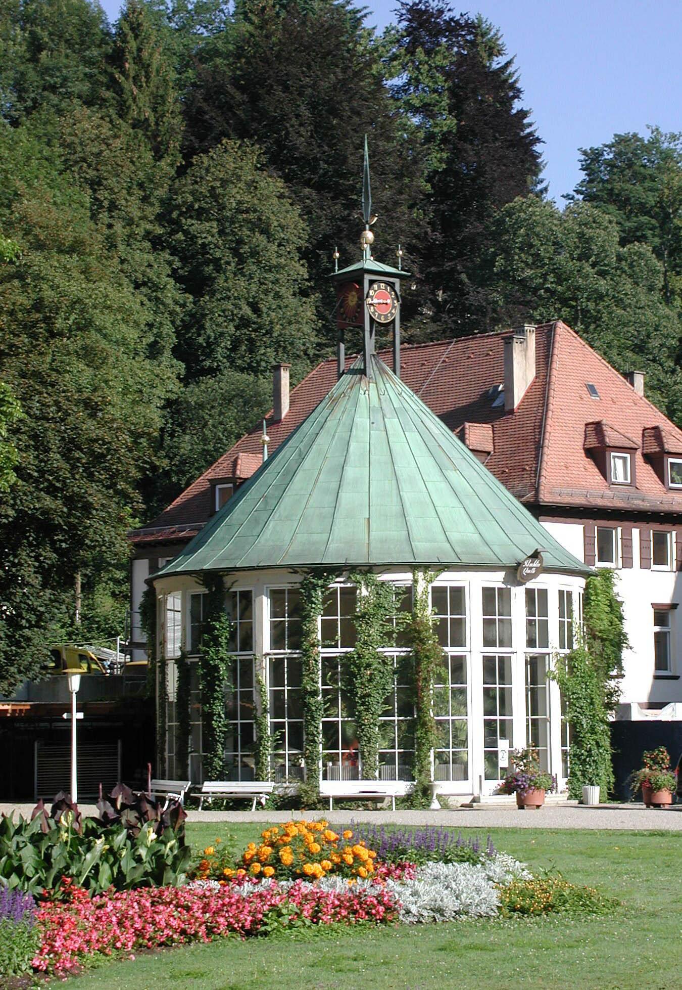 Trinkhalle Bad Liebenzell