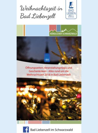 Weihnachtszeit in Bad Liebenzell