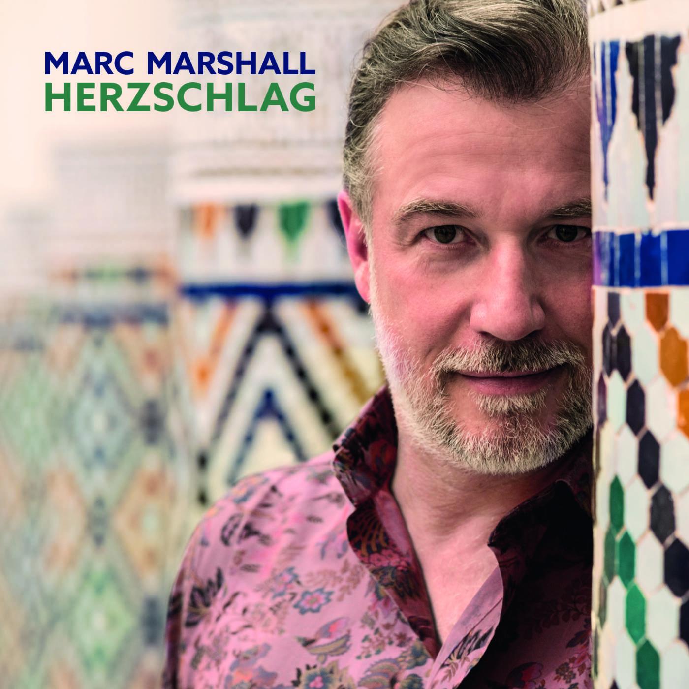 Marc Marshall Portrait