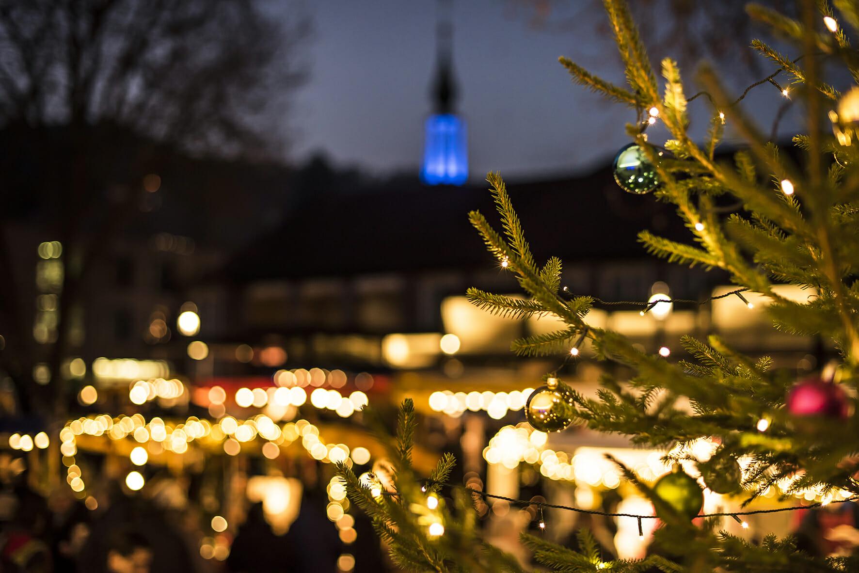 Weihnachen in Bad Liebenzell