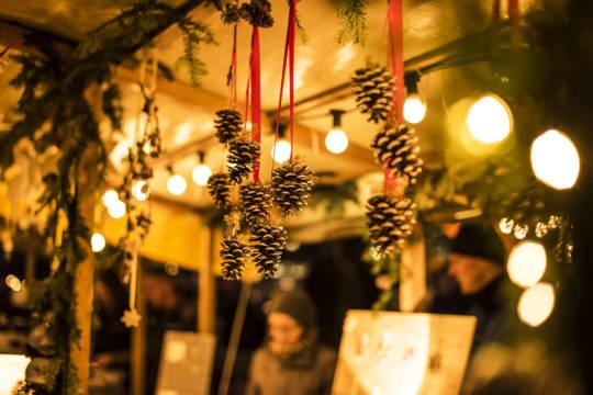 Weihnachtsbasar in Bad Liebenzell