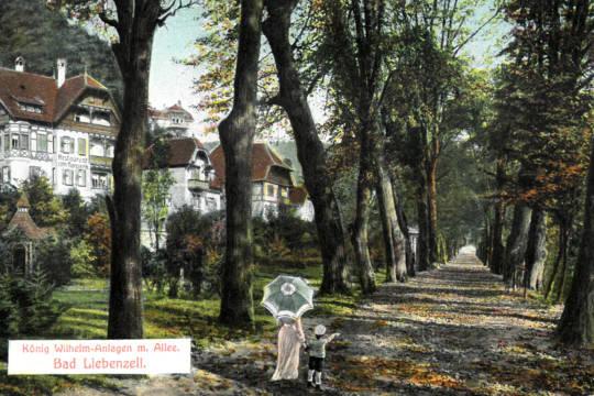 Lindenallee_historisch